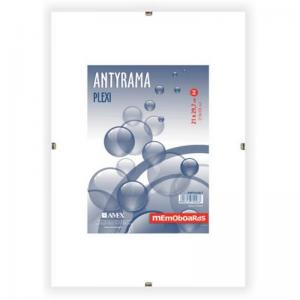 ANTYRAMA MEMOBOARD A4 PLEXI 210X297MM