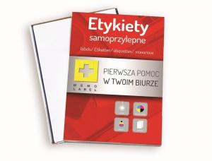 ETYKIETA SAMOPRZYLEPNA A4 (ML) 70x148,5 /6/A4/